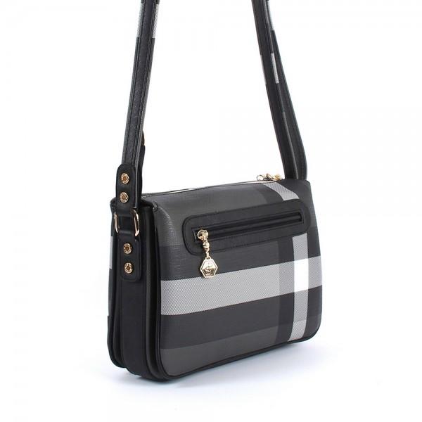 Geantă Silver Polo negru