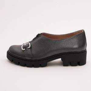 Pantofi Casual Gri Antracit