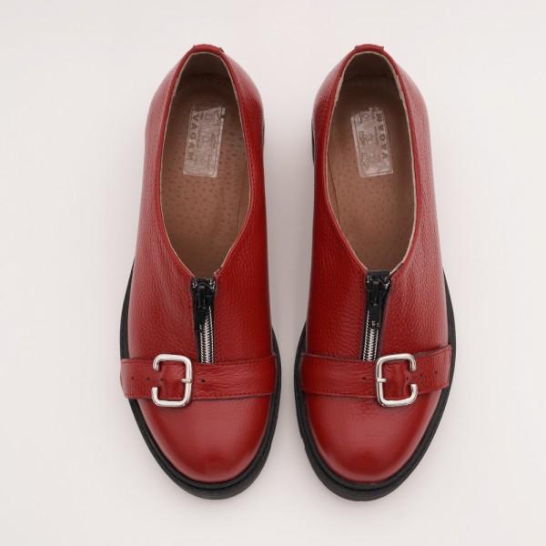 Pantofi Casual Rosii