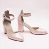 Pantofi Roz Decupati